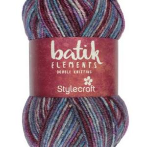 Stylecraft Batik Elements
