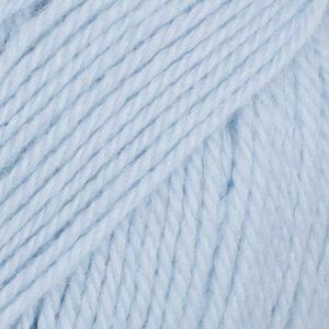 Drops Flora uni 14 IJsblauw