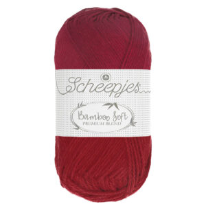 Bamboo Soft 259 Majestic Red