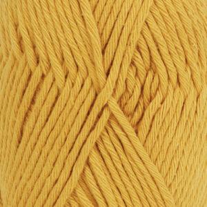 Drops Paris Uni Colour 41 Mosterdgeel