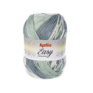 Katia Easy Jacquard 303