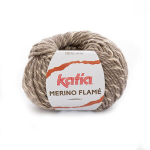 Katia Merino Flamé 102 Reebruin ecru