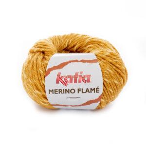 Katia Merino Flamé 108 Oker