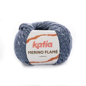 Katia Merino Flamé 114 Blauw