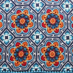 persian tiles originele deken