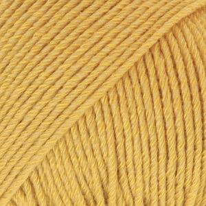 Drops Cotton Merino 15 Mosterdgeel