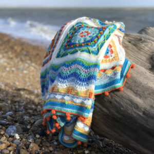 Beachcombing Blanket (Stylecraft Special DK)