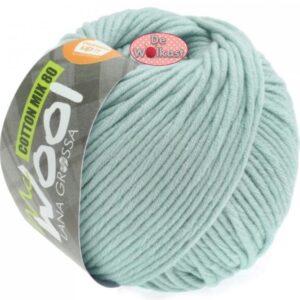 LG Cotton mix 80 kleur 536 Mint (uitl)