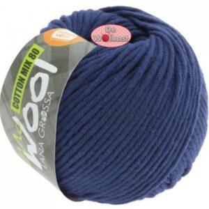 LG Cotton mix 80 kleur 538 Blauw (uitl)