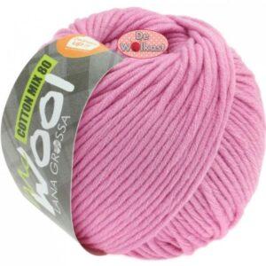 LG Cotton mix 80 kleur 540 Roze (uitl)