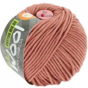 LG Cotton mix 80 kleur 541 Bleekrood (uitl)