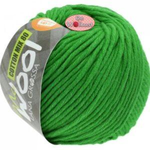 LG Cotton mix 80 kleur 543 Groen (uitl)