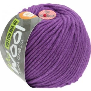 LG Cotton mix 80 kleur 547 Violet (uitl)