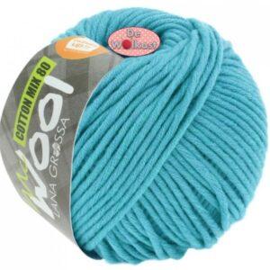 LG Cotton mix 80 kleur 549 Aqua (uitl)