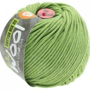 LG Cotton mix 80 kleur 552 Appelgroen (uitl)