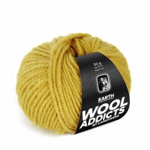 Lang Yarns Earth 11 Okergeel (Wool Addicts)