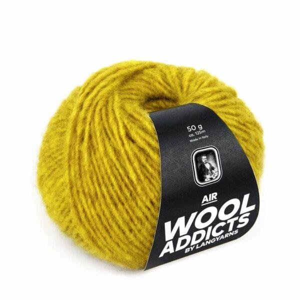 Lang Yarns Air 11 Okergeel (Wool Addicts)