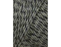 Lang Yarns Jawoll 152 bruin zwart