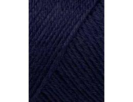 Lang Yarns Jawoll 025 navy blauw
