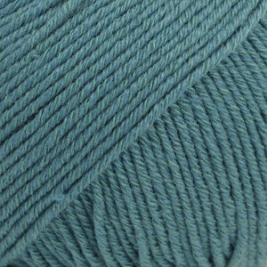 Drops Cotton Merino 26 Stormblauw