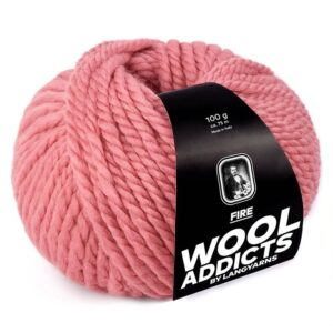 Lang Yarns Fire (Wool Addicts)