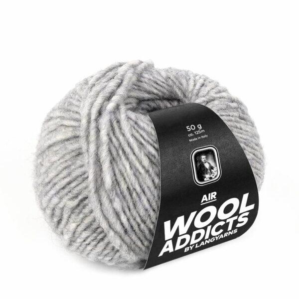 Lang Yarns Air 03 Lichtgrijs (Wool Addicts)