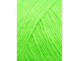 Lang Yarns Jawoll 316 neon groen