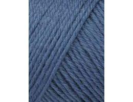 Lang Yarns Jawoll 032 jeansblauw