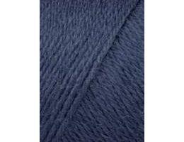 Lang Yarns Jawoll 033 Jeansblauw donker