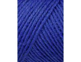 Lang Yarns Jawoll 006 kobalt blauw