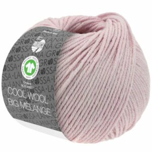 LG Cool Wool Big Melange Gots