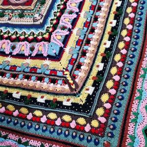 Fairytales blanket