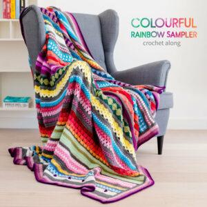 Colourful Rainbow Sampler