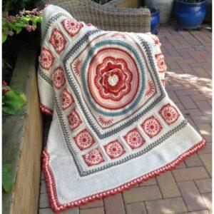 Floralia blanket